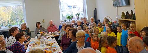 Obchody Dnia Seniora w Klubie Senior +